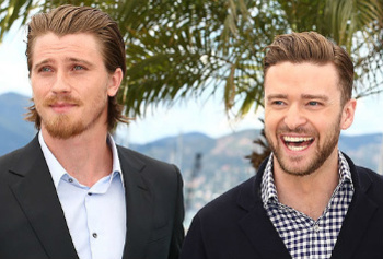Justin Timberlake at Cannes 2013