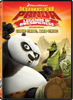 Kung Fu Panda: Legends of Awesomeness: Good Croc, Bad Croc