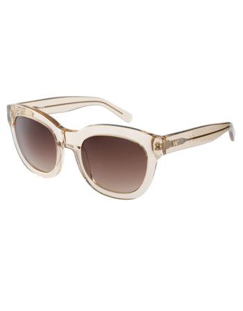 Asos square frame sunglasses, $15