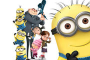 Preview despicable me pre