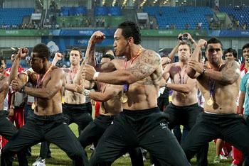 New Zealand War Dance