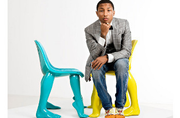 Pharrell is one half of the The Neptunes
