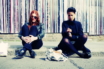 Icona Pop are from Sweden