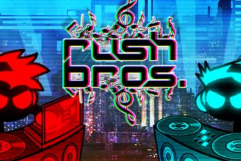 The DJs of Rush Bros.