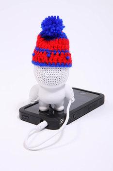 Audiobot portable speaker, $20