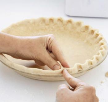 Making Apple Pie
