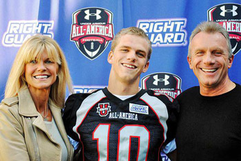 Joe Montana's All-American Son