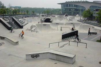 SMP Skatepark