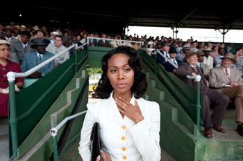 Nicole Beharie as Rachel Robinson