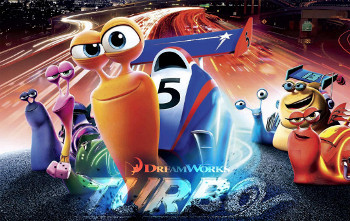 Turbo is in theaters now!