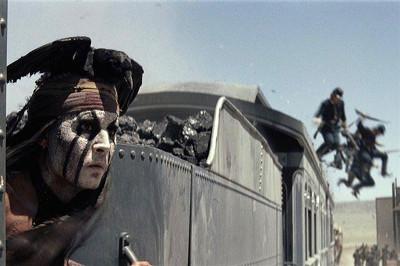 Tonto on the runaway train