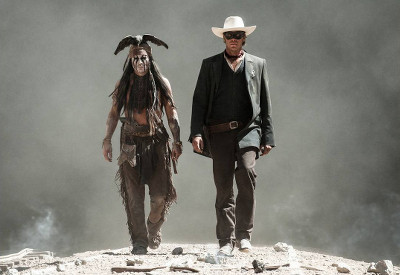 Tonto and the Ranger