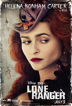 Helena as Red