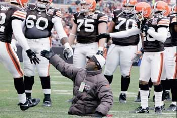 Bobby and the Browns