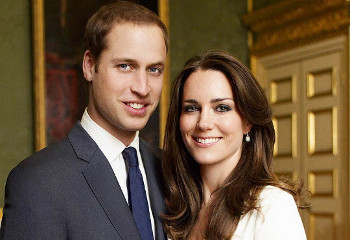 William and Kate started dating while at university