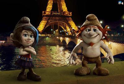 Vexy and Hackus in Paris