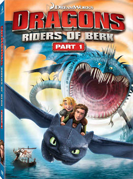Dragons: Riders of Berk Part 1