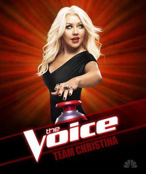 Christina's back
