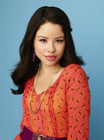 Cierra Ramirez plays Mariana on The Fosters