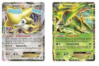 Pokémon EX Cards