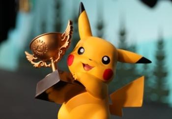 Pokémon World Championships 2013 Trophy