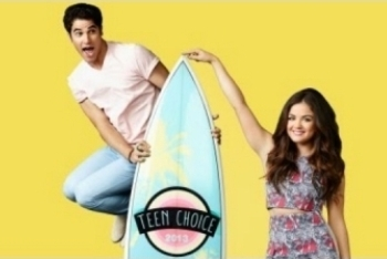 Darren Criss and Lucy Hale Host the 2013 Teen Choice Awards