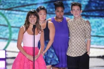 Lea Michele Honors Cory Monteith