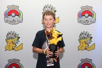 Ondrej Kujal, 2013 Junior TCG Champion