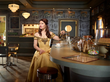 Emilie de Ravin as Belle