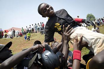 Ugandan Enthusiasm