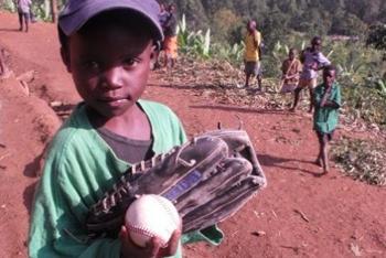 Sharing Baseball Gloves