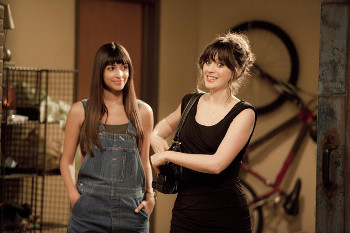 Cece and Jess on The New Girl