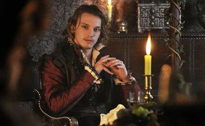 Jamie as young King Arthur