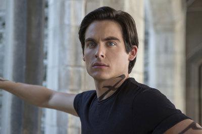Kevin as Alec