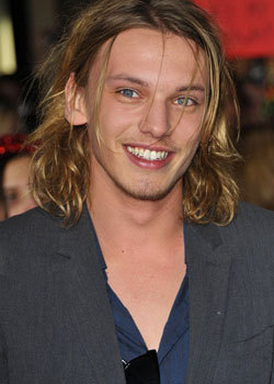 Jamie at a recent press event