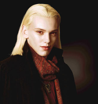 Jamie as Caius in the Twilight saga