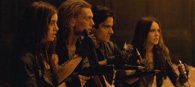 Shadowhunters vs. the vampires