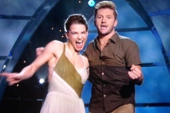 Amy and Travis Wall