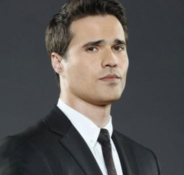 Brett Dalton as Agent Ward