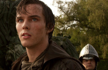 Nicholas Hoult in Jack the Giant Slayer