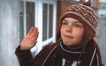Nicholas had his break out role at 12 in About a Boy