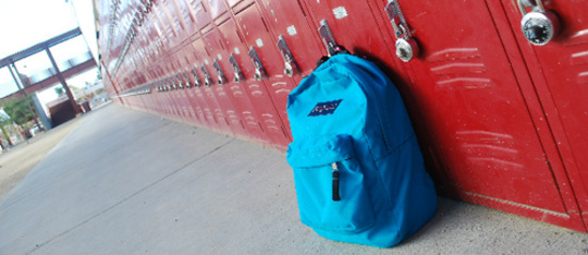 Feature backpack feature