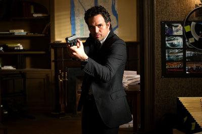 Mark Ruffalo as FBI agent Rhodes