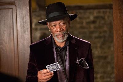 Morgan Freeman as Thaddeus Bradley
