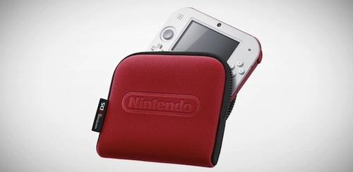 Sleek, zip-up carry cases.