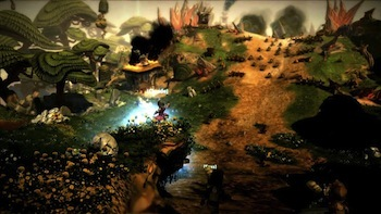Create your own game in Project Spark!