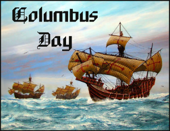 Columbus sailed to the Americas by accident