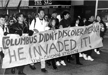 Columbus was not actually the first person to find America