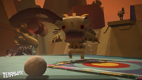 Paper monsters!