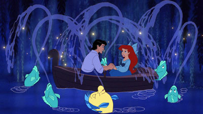 Eric and Ariel in love!
